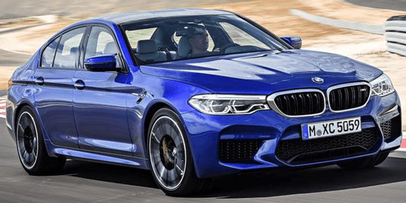 Qual o objetivo de equipar os Pneus P Zero da Pirelli na BMW M5