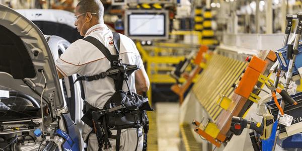 Por que utilizar o exoesqueleto?