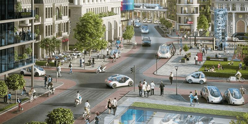 Como será o futuro da mobilidade urbana?